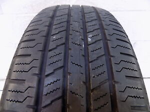 Set Of 2 Used P225 65r17 102 H 8 32nds Hankook Dynapro Ht