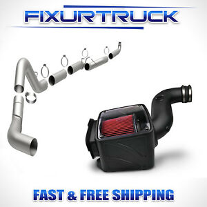 Magnaflow 18982 5 Exhaust For 06 07 Gmc Chevy Duramax 6 6 S B Oiled 75 5080