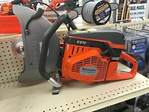 14 Husqvarna Demo Saw