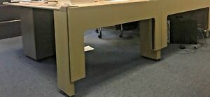 Steelcase Context U shape Office Desk Work Station Pre owned Excellent Condition