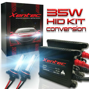 Slim Xentec Xenon Light Hid Kit For Ford F 150 1995 2018 H13 H11 9006 9145 H10