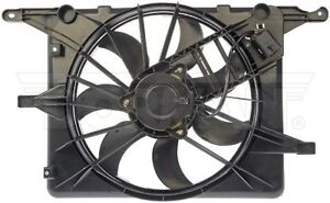 New Engine Radiator Cooling Fan Assembly With Controller Dorman 620 953
