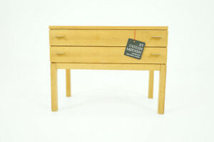 Danish Mid Century Modern Oak Bedside 308 100 Reduced