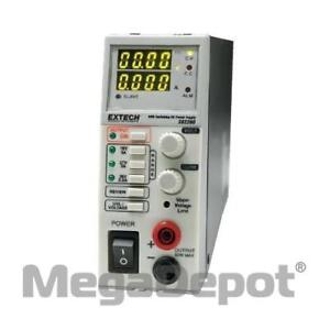 Extech 382260 80w Switching Mode Dc Power Supply