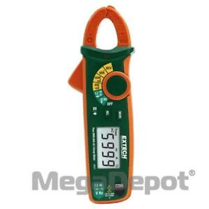 Extech Ma61 60a True Rms Ac Clamp Meter Ncv