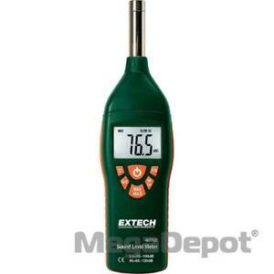 Extech 407732 Low high Range Sound Level Meter