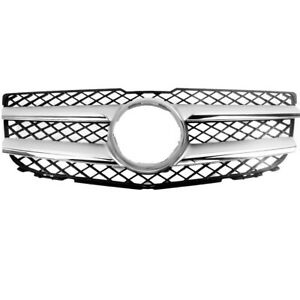 Front Bumper Radiator Grille Assembly For Mercedes Benz X204 Glk350 2048802983