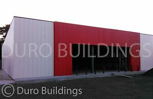 Durobeam Steel 100x200x14 Metal Rigid Frame Clear Span I beam Building Direct
