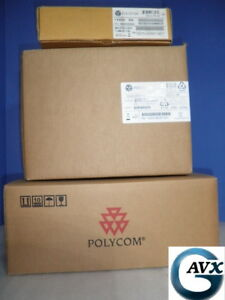 Polycom Hdx 8000 720 Mp 1year Warranty P c Complete Video Conference System