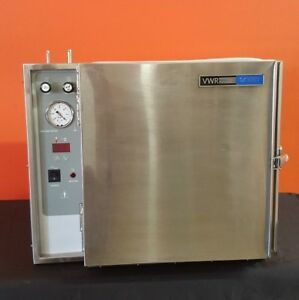 Vwr 1430d 40 To 260 C 0 To 30 Hg1500 Watts Laboratory Vacuum Oven