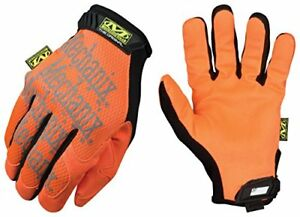 Mechanix Wear Hi viz Original Gloves X large Fluorescent Orange