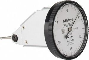 Mitutoyo 0 03 Inch Range 0 0005 Inch Dial Graduation Vertical Dial Test Ind