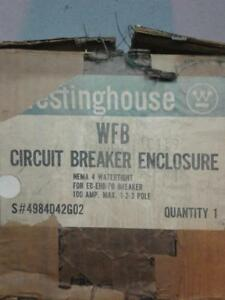Westinghouse Wfb Circuit Breaker Enclosure