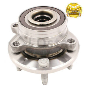 Front rear Wheel Hub Bearing Assembly Fits 11 16 Ford Explorer