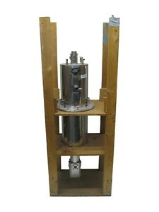 Janis Research Company Model Dt Continuous Flow Cryogenic Probe Cryostat