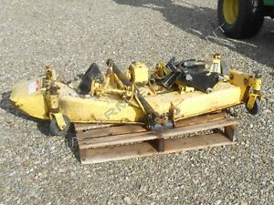 John Deere 60 Belly Mower Finish Mower Used