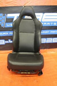2002 2004 Acura Rsx S K20a2 Oem Factory Black Leather Rh Passenger Front Seat