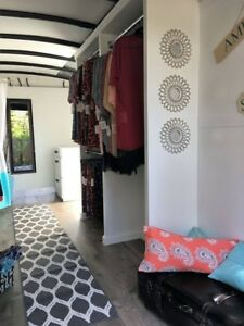 16 Ft Enclosed Trailer Mobile Fashion Boutique