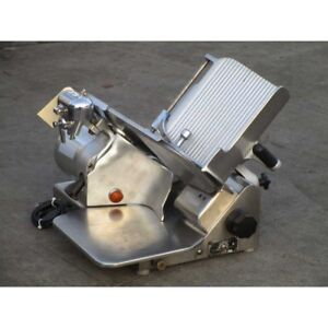 Globe Meat Slicer Model 500 Excellent Conditon