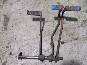 Ford 2000 3000 4000 Lcg Tractor Pedal Assembly