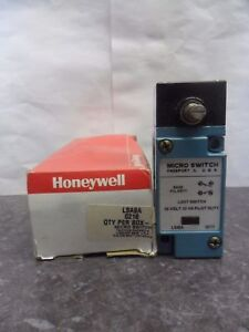 New Honeywell Lsa9a Micro Limit Switch 24 Volts Nib