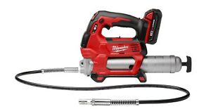 Milwaukee 2646 21ct M18 Cordless 2 speed Grease Gun Kit
