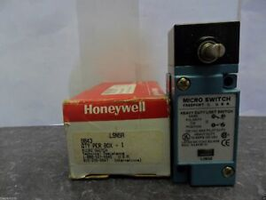 New Honeywell Lsn5a Micro Limit Switch 10 Amp 120 Vac Nib