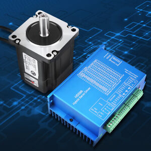 Hss86 Hybrid Servo Driver nema34 Closed loop Stepper Motor 4n m 0 3000rpm Ams