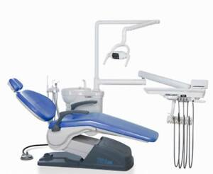 Us Ship New Dental Unit Chair Fda Ce Approved Hard Leather Pick Up Yourself Hnm
