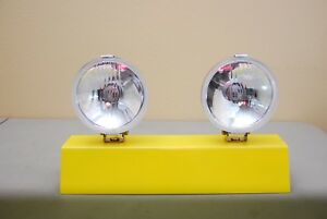 5 5 Round Driving Spot Lights Pair