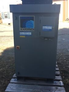 Simplex Neptune Load Bank 200kw 1 0pf 13 500 Cfm Air Cooled Generator Load Bank