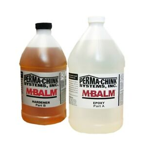 M balm Epoxy Wood Hardener 1 5 Gallon