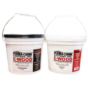 Ewood Epoxy Wood Putty 2 Gallon