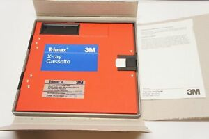 3m Trimax 8 X ray Cassette Radiographic