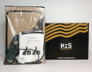 Transtec 2469 Transmission Overhaul Kit Ford 5r110w W out Bonded Piston Ohk 2469