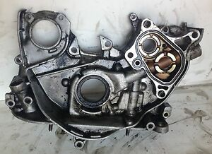 92 Honda Prelude Si Oem Engine Cylinder Oil Pump Lower Cover
