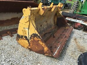 Wheel Loader 4 In 1 Bucket 8 Wide 43 Tall And 41 Deep