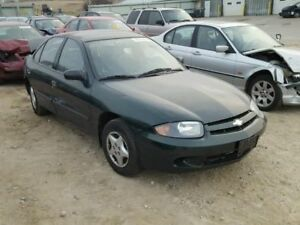 Seat Belt Front Bucket Sedan Driver Retractor Fits 03 05 Cavalier 459781
