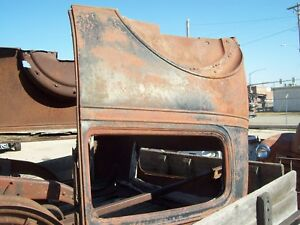 1932 Chevy 2 Door Sedan Rear Half Body Parts