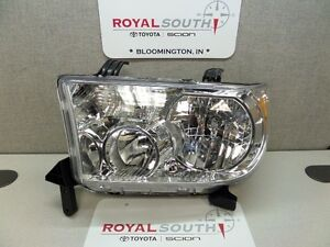 Toyota Tundra Left Front Leveling Headlight Lamp Genuine Oem Oe