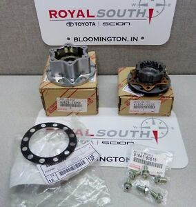 Toyota T100 Pick Up Truck 4runner 4x4 Lock Out Hub Kit Set Genuine Oem Oe