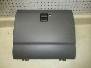 1995 02 Isuzu Trooper Right Dash Glove Box Storage Compartment Trim Panel Oem