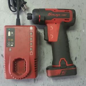 Snap On Cordless Screwdriver Cts725