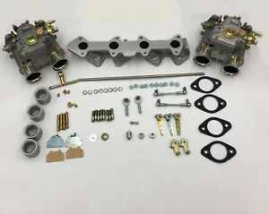 Toyota 2tc 3tc Weber 40 Dcoe Carburetors Conversion Genuine Weber Carbs K757