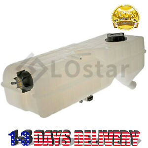 Volvo Vnl Vnm 97 07 Engine Radiator Coolant Overflow Bottle Tank H d