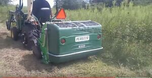 Collection Flail Mower Peruzzo Koala 1600 60 Cut 32cu Cap Ground Discharge