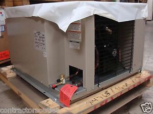 New Outdoor Low Temp 3 4hp Copeland Semi Condensing Unit 208 230v 3ph 404a