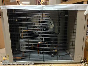 New Outdoor 2hp Copeland Hermetic Medium Temp Large Condensing Unit 404a