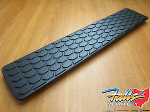 2013 2019 Dodge Ram 1500 2500 3500 Side Step Pad Running Board Pad Mopar Oem