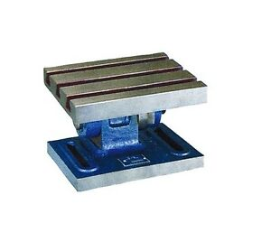 8 X 10 Inch Swivel Milling Angle Table